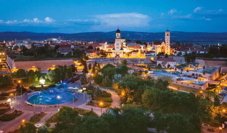 Alba Iulia city images