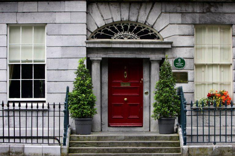Geogrian door - Limerick