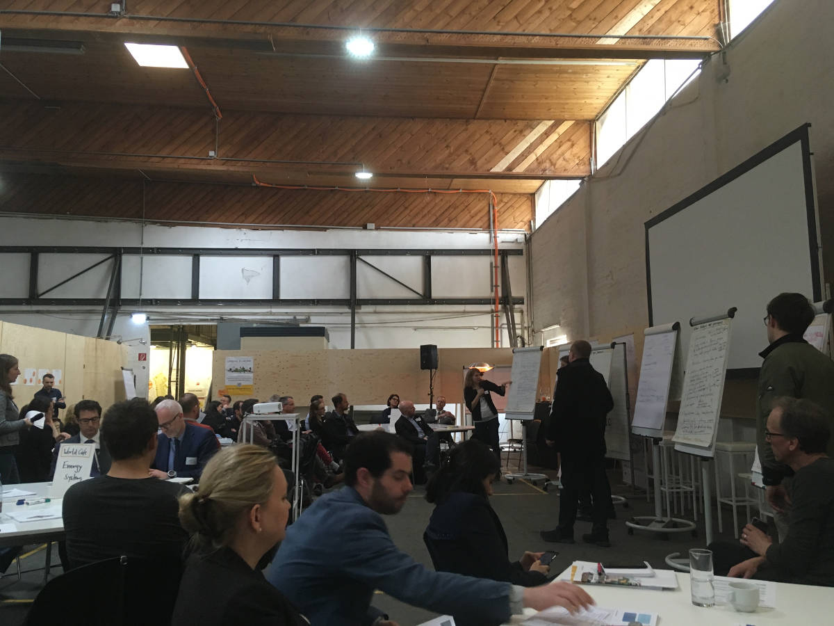 +CityxChange learning workshop and PED City workshop